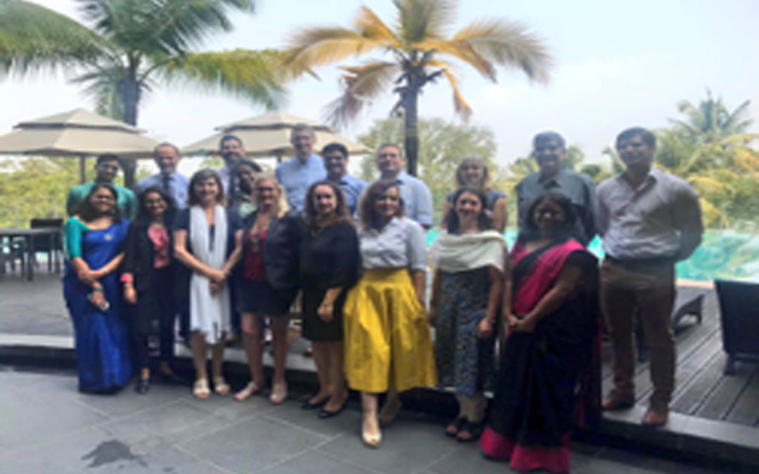 The [PhD] journey of a thousand miles begins with… a meeting in Kerala.