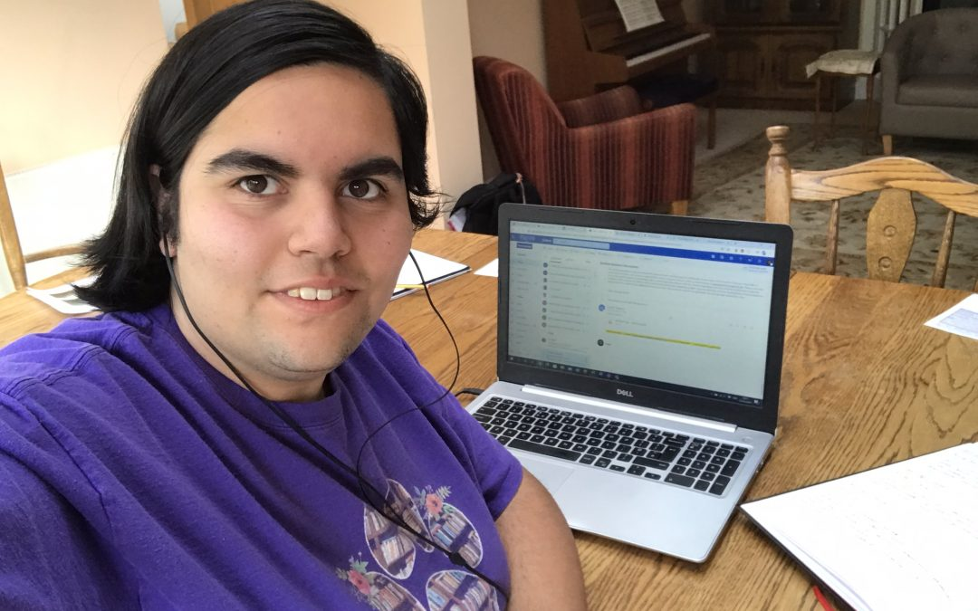 Living with autism in the Covid-19 pandemic